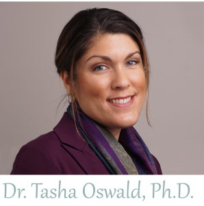 Photo of Dr. Tasha Oswald, Ph.D. therapist and practice owner in the Palo Alto, bay area in Silicon Valley. She is smiling and looking at the camera to convey a welcoming and open presence for neurodiverse clients including those with Autism & Aspergers.