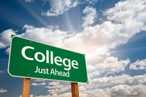 College Ahead Sign: Social Skills Groups for Autistic Students facing College Transition in the San Francisco Bay Area 94306