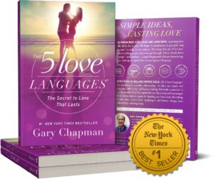 Photo of the book The 5 love languages by Gary Chapman this book is helpful when dating for neurodiverse adults. Learn more in social skills groups for high functioning adults with autism in Palo Alto, CA 95306 at Open Doors Therapy