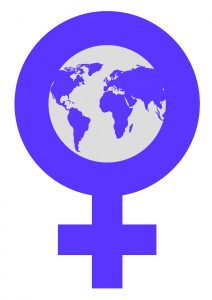 women's history month symbol representing the contributions neurotypical women and women with autism have made in the world. Learn more about women with autism in palo alto, ca 94306 from autism therapist Dr. Tasha Oswald
