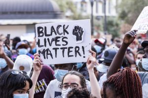 Black Lives matter protesters. Adults with Autism make great advocates. Learn more from Dr. Tasha Oswald autism therapist in Palo Alto at Open Doors therapy