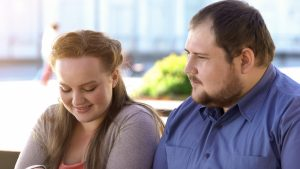 autistic couple on a date. Learn how to deal with conflict when you're dating on the autism spectrum from autism therapist Dr. Tasha Oswald at Open Doors Therapy in California