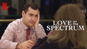 Photo of a cast member from Netflix's Love on the Spectrum. Read an autism therapist's take on dating on the autism spectrum